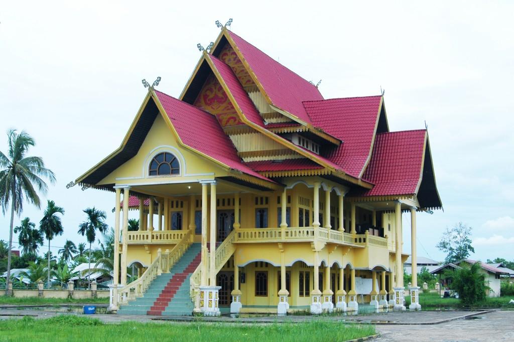Balai Adat Indragiri Hilir