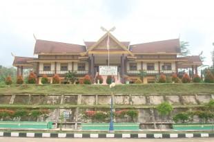 Balai Adat Rokan Hulu