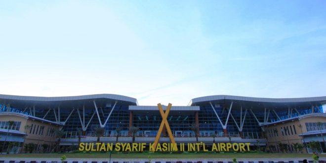 Sultan Syarif Kasim II International Airport Riau